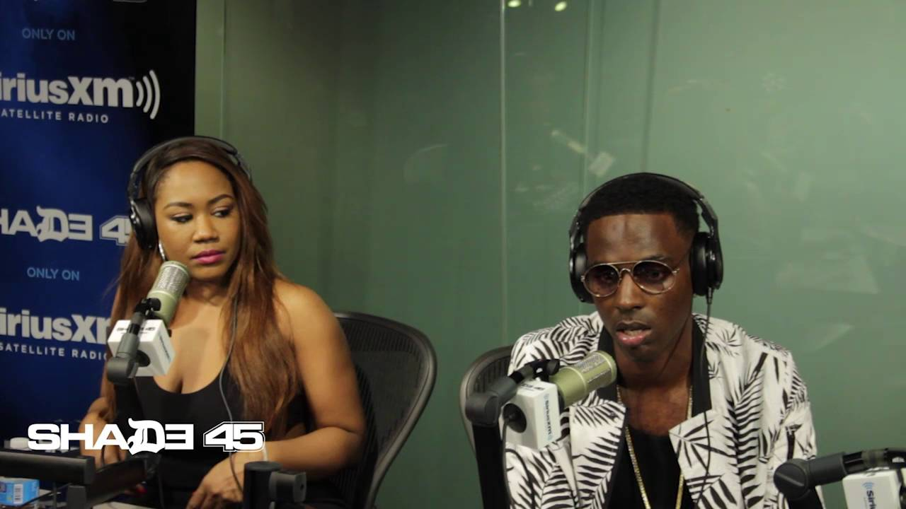 Dj Kayslay Interviews Young Dolph on Shade45