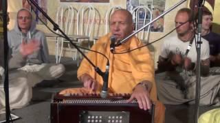 Киртан (Е.С. Бхактивайбхава Свами) - 14.09.2016