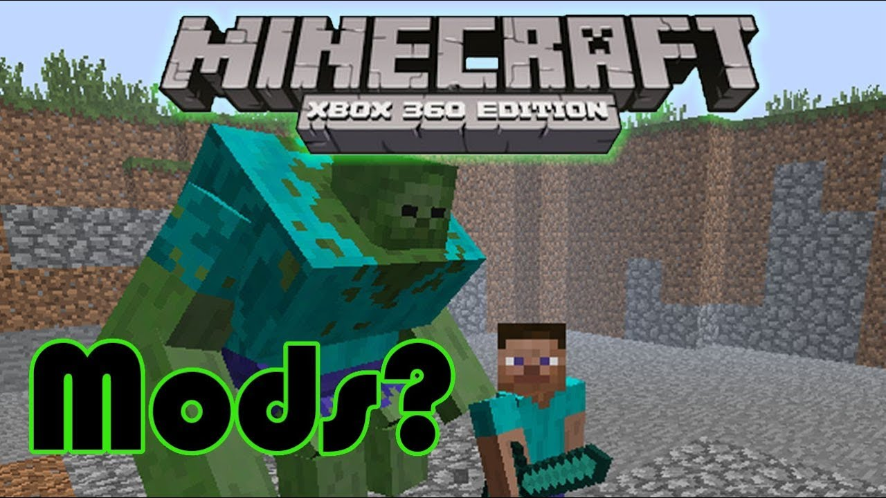 Mods For Minecraft Xbox 360 Edition Info News Video HD