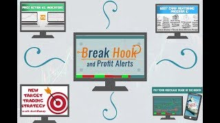 Free Forex Trading Signals   Break Hook and Profit Alerts   September 5, 2019 Members Only Preview