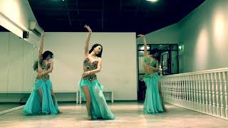 Singapore Belly Dance Class by Desert Roses