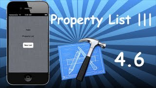 Xcode 4.6 Tutorial - Property List Part 3 (Create .plist programmatically)