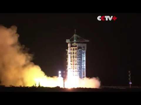 China launches Quantum Satellite
