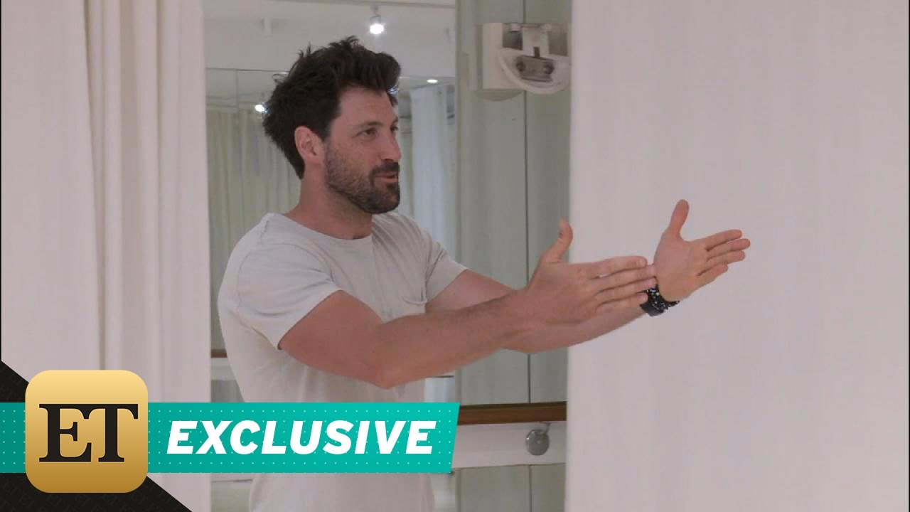Maksim Chmerkovskiy Returns to DWTS to Perform With Vanessa Lacheyand There ...