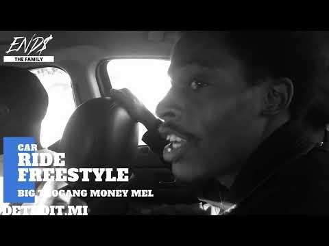 Car Ride Freestyle : Big TRO Gang Money Mel