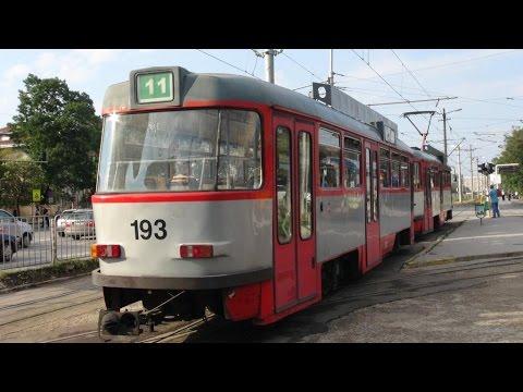 Sofia Trams - Ride this fascinating tram system