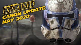 May 2020 Star Wars Canon Update