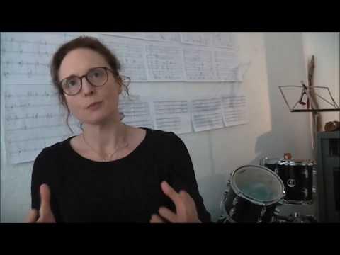 Rebecca Saunders im Interview - Teil 1