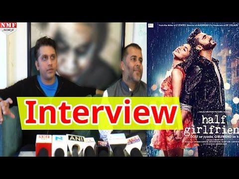 Mohit Suri & Chetan Bhagat Full Interview For 'Half Girlfriend'   Movie Promotion