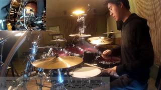 Note Weerachat 365 Grooves&Fills drum book thumbnail