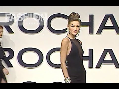 ROCHAS Paris Spring Summer 1993 - Fashion Channel