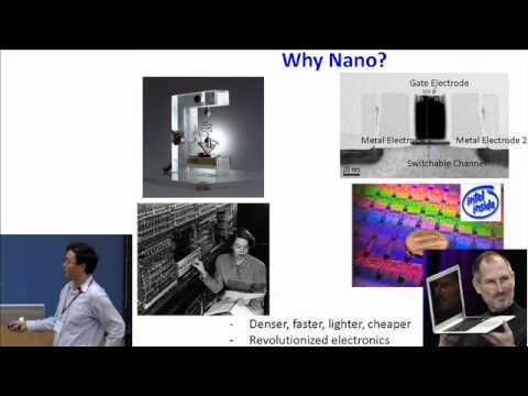 Hongjie Dai | Nanotechnology for energy research