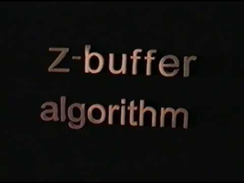 Animation of 3D graphics algorithms - Zuzana Cernekova