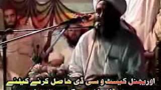 a great chellenging speech for ghair muqalids ahle hadith wahhabi to answer 7 13