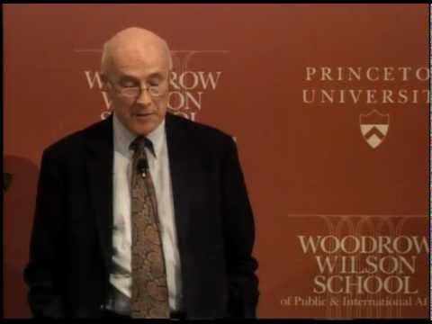 "Joseph Nye - ""Ethics and Good Leadership in Foreign Policy"""
