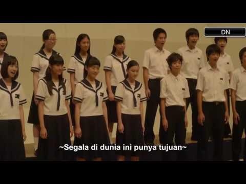 Paduan suara Jepang keren banget, Bikin pengen denger lagi !! amalfacebook.com