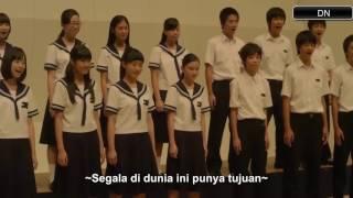 Paduan suara Jepang keren banget Bikin pengen denger lagi amalfacebook com