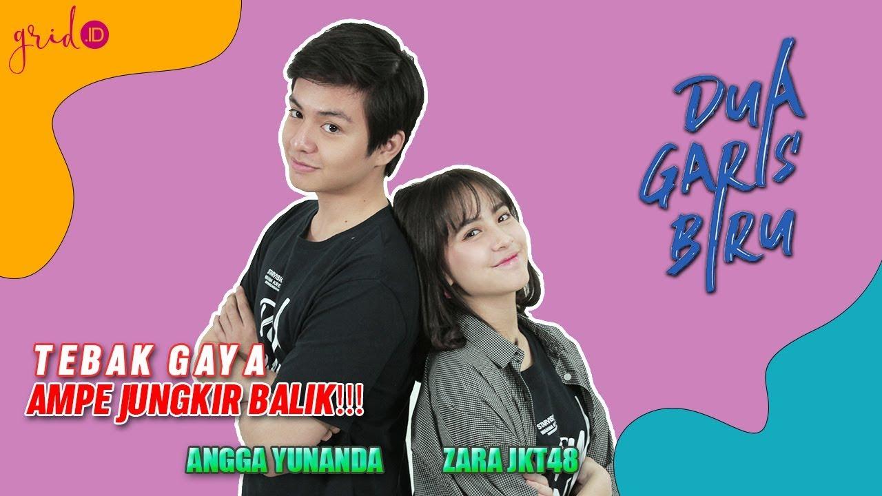 Download Angga Yunanda & Zara JKT48 Ditantang Tebak Gaya | SAMPE JUNGKIR BALIK!!!