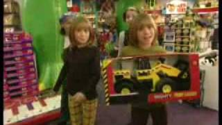 Watch Marykate  Ashley Olsen Toys when I Grow Up video