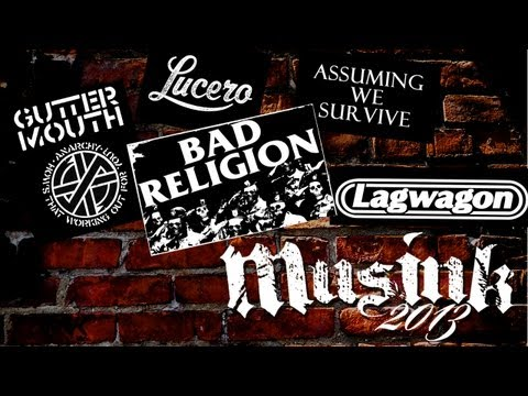 TATTOO CONVENTION COVERAGE - Musink 2013 part 3 of 3