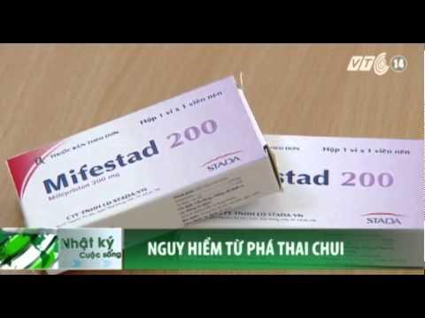 VTC14_Tự phá thai bằng thuốc: Dễ nhưng nguy hiểm