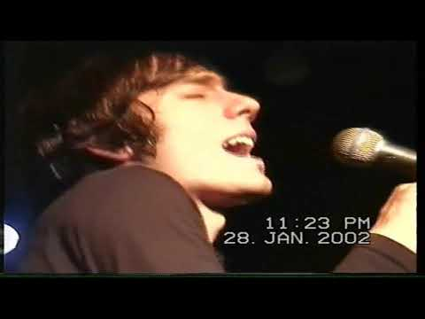 Standstill - 03 - Two Poems song (28-01-2002 - Live LR, Toulouse, France)