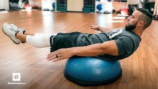 Essential Ab Circuit Workout | 2x Olympic Gymnast Jake Dalton