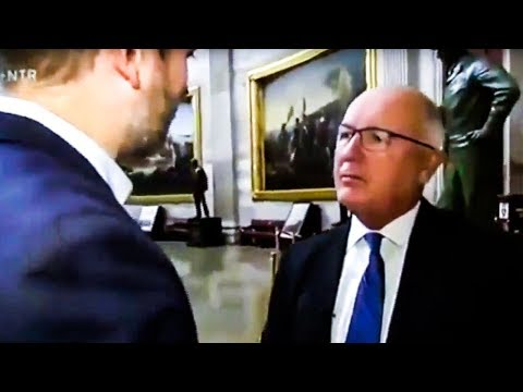 U.S. Ambassador CAUGHT Lying By Reporter, Incoherently Tries To Defend Himself