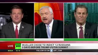 Experts question timing of Mueller's indictments