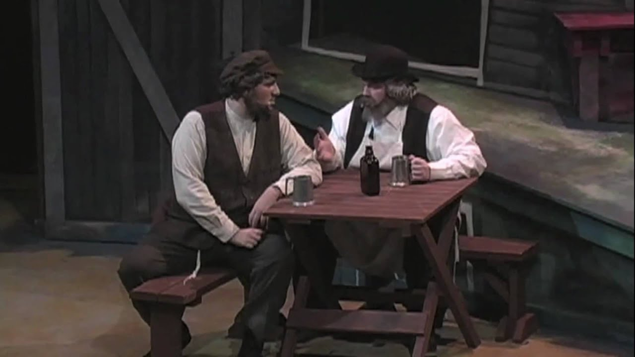 J Company S Fiddler On The Roof To Life Youtube