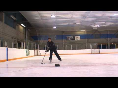 How to properly Hockey Deke using The 1-2-3 move.
