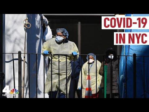 Mayor De Blasio Updates on Coronavirus in NY