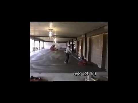Moltron Builders Concrete Pour
