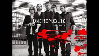 OneRepublic -  Secrets (Official Instrumental) [With lyrics on the Description]