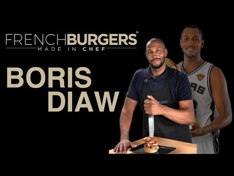 BORIS DIAW - INTERVIEW