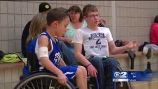 Inside The Story: Wheelchair Basketball Champs