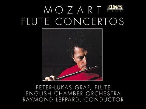 Peter-Lukas Graf - W. A. Mozart: Flute Concertos / Concerto in G Major K. 313
