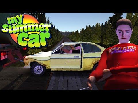 PRZYGOTOWANIA DO RANDKI - My Summer Car #113