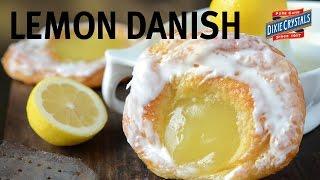 Lemon Curd Danish Recipe