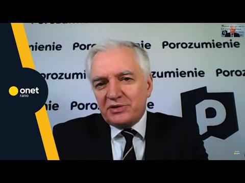 Jarosław Gowin: Jako Politycy Nie Zdajemy Historycznego Egzaminu Z Odpowiedzialności Za Pokolenia