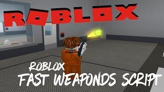 [Roblox Exploit] Prison Life Fast Guns Script [OP SCRIPT]