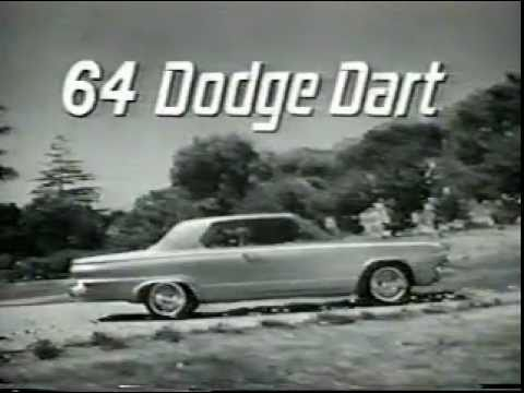 1964 dodge dart commercial youtube. Cars Review. Best American Auto & Cars Review