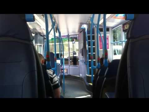 First Bus Sheffield X Rotherham 35133 At Maltby On X1 To Sheffield