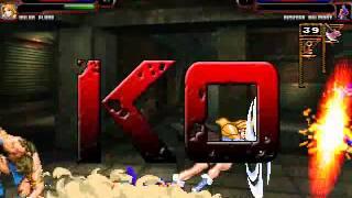 TK's Random Mugen Battle #1708 - Kain Blade & Milan Flare VS Trevor & Richter Belmont