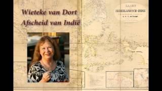 Gambar cover Afscheid van Indië - Wieteke van Dort