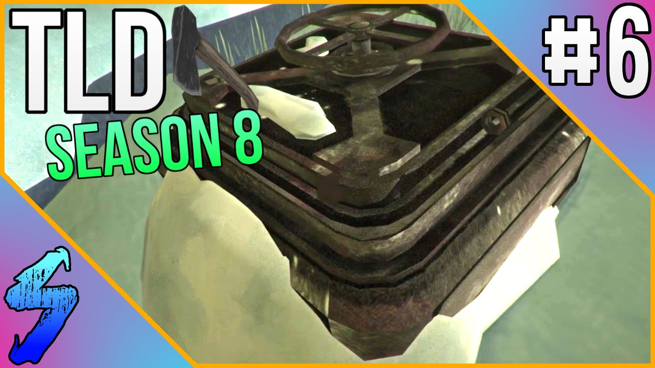 The long dark gameplay new bunker location part 6 youtube