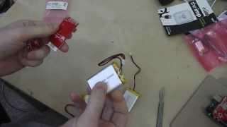 status light v2 battery power