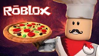 Роблокс пиццерия !!!