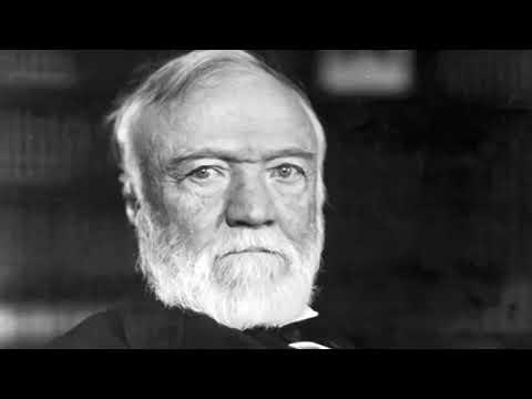 DLF 11.08.2019 100. Todestag Von Andrew Carnegie. Der Mann, Der Faulheit Nicht Leiden Konnte