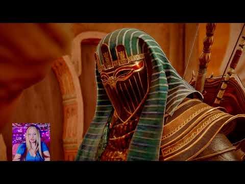 AC Origins:  Walk Like an Egyptian 🎼 End Content